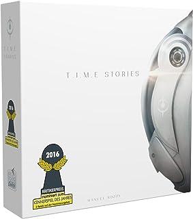 Space Cowboys 003099 - T.I.M.E Stories, Grundspiel, Brettspi