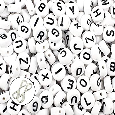 letter beads, End of 'Related searches' list