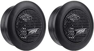 2 pezzi 150W Altoparlante audio per auto Altoparlante portatile Tweeter a cupola Tromba Qiilu Altoparlanti audio per auto