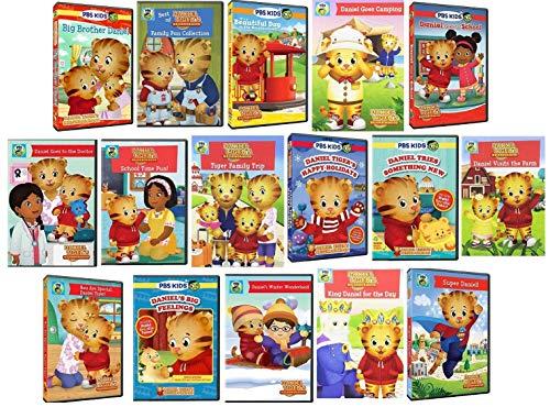 Daniel Tiger's Neighborhood Ultimate Preschool Collection