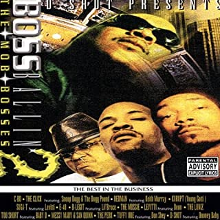 Where I've Been All Day feat. The Luniz [Explicit]