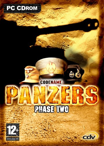 Codename: Panzers, Phase Two (PC CD)