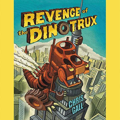 Revenge of the Dinotrux cover art