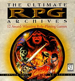 Ultimate RPG Archives - PC