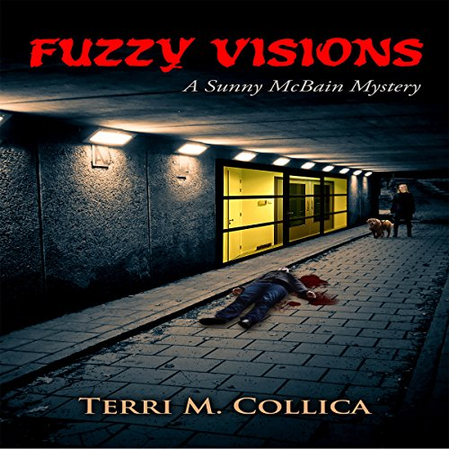 Fuzzy Visions audiobook cover art
