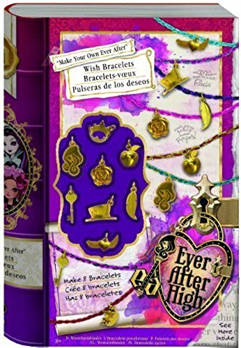 Toys R Us Fashion Angels Ever After High 'Spellbinding' Bracelet Kit by Ever After