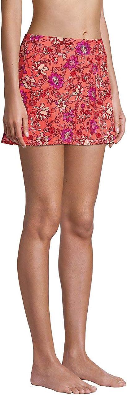 Lands' End Women's Swim Skirt Swim Bottoms