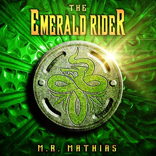 The Emerald Rider Titelbild