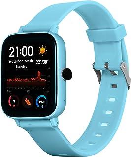 ساعة بي تي الذكية من GoolRC GT168 1.5 بوصة شاشة ملونة لمس كامل IP67 مقاومة للماء عدد خطوات ساعة النوم بجودة عالية Mo-ni-to...