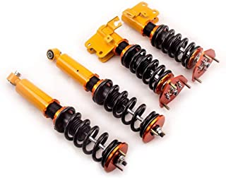 Coilovers Kit for Nissan 180SX 200SX Sileighty Silvia 240SX S13 89-98 Suspension Spring Strut Shock Absorber
