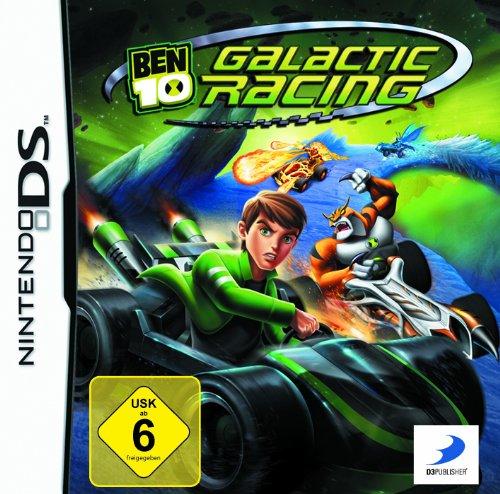 Ben 10: Galactic Racing [Edizione: Germania]