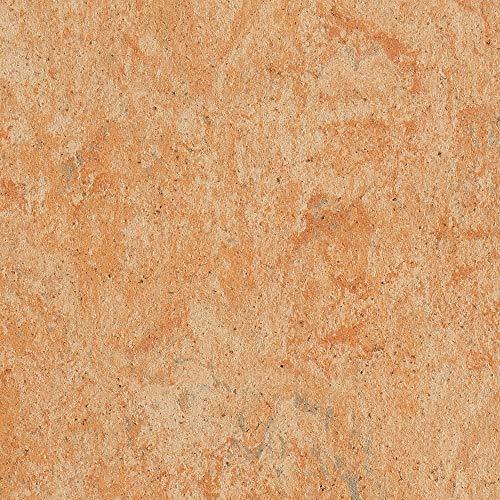 Linoleum Bodenbelag | Veneto Essenza | 616 terra beige | 200 cm Breite | Meterware | Größe: 2,5 x 2m