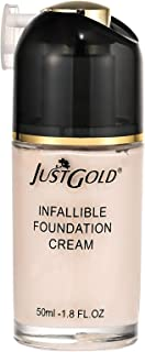 Just Gold 50ml Infallible Foundation Cream 04