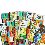 Rollo de papel para regalo 2 m 1 rollo - dise/ño aleatorio Clairefontaine Chamonix