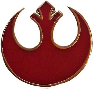 Star Wars REBEL ALLIANCE Sm RED Logo Enamel PIN
