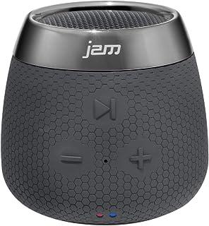 Jam Audio - Replay Portable Bluetooth Speaker, Ultra-Lightweight, 5hr Play Time Battery Life, Aux-In, Mic Speakerphone, Mi...