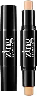 Zing Beauty Downplay custom concealer, Light, 0.10 Ounce