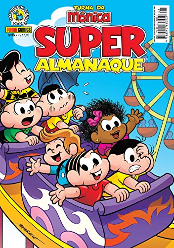 Super Almanaque Turma Da Mônica Ed. 8