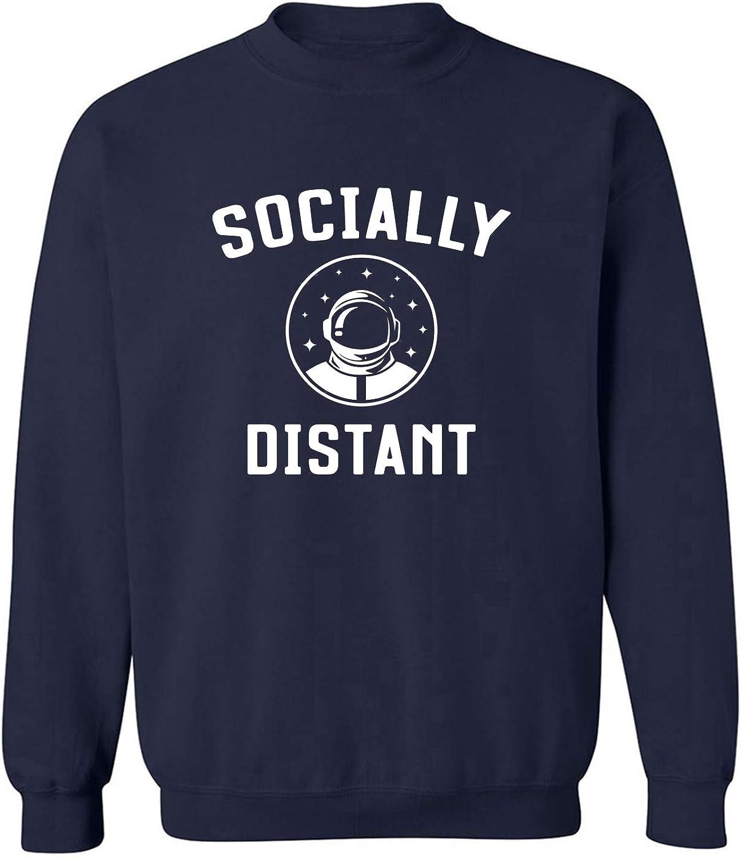 Socially Distant Crewneck Sweatshirt