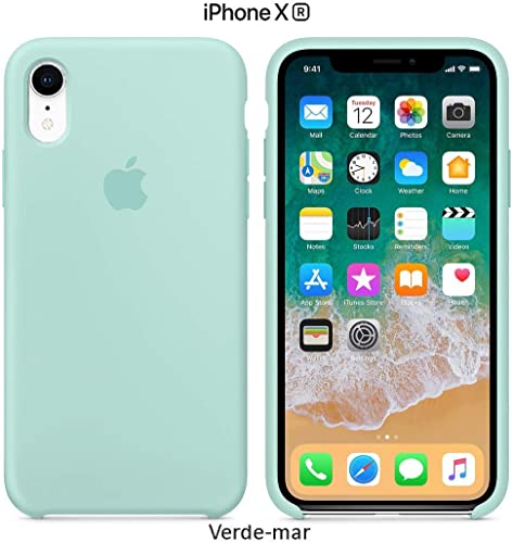 Funda Iphone Xr Silicona
