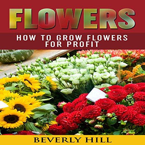 Flowers audiobook cover art