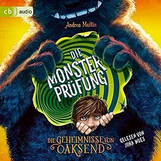 Die Geheimnisse von Oaksend - Die Monsterprüfung Titelbild