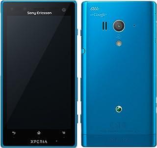 Xperia acro HD IS12S au [ブルー]