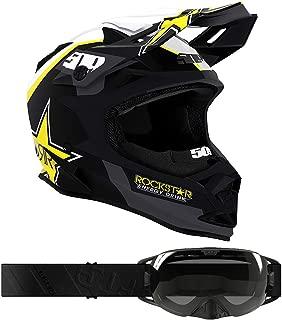 509 Altitude Helmet Goggle Combo - Rockstar (LG)