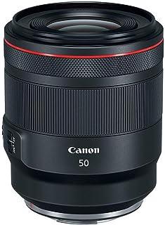 Canon - Objetivo RF 50mm f/12 L USM (Abertura f/12 Enfoque mínimo de 040 m Motor USM Abertura de 10 Hojas Serie L) Negro