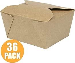 [36 Pack] 30 oz 5 x 4.5 x 2.5