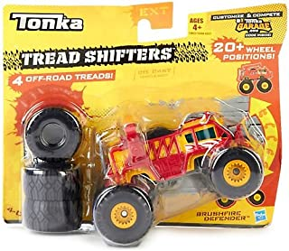 Tonka Brushfire Defender Tread Shifters Off Road Cars