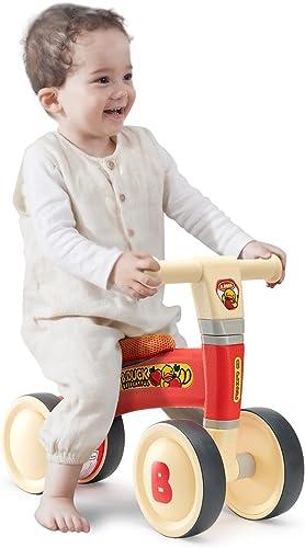 high quality ROBUD Baby Balance Bike Toddler Bicycle for 10-24 Months Old Boys Girls Kids wholesale Balance popular Bikes No Pedal Toddler Toy Bike Push Bikes online