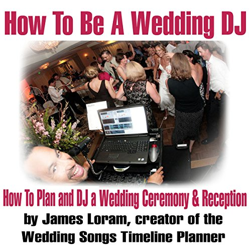 How to Be a Wedding DJ audiobook cover art