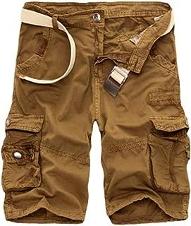 Mens Military Cargo Shorts Army Tactical Shorts Men Cotton Casual Short