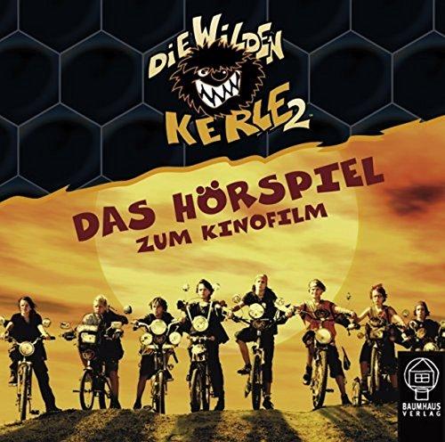 Die Wilden Kerle 2 - Das Hörspiel zum Kinofilm (CD)