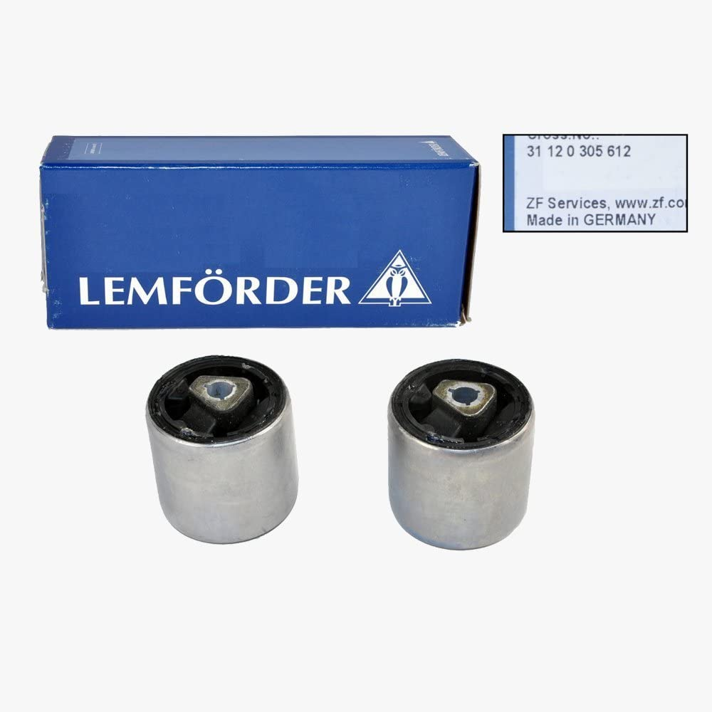 BMW Front Upper Control Thrust Arm Bushing Super special price 05612 sold out Lemforder OEM