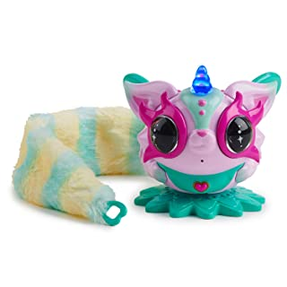 WowWee Pixie Belles - Rosie (Pink) - Interactive Enchanted Animal Toy