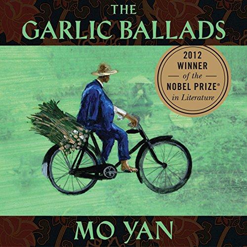 Garlic Ballads audiobook cover art