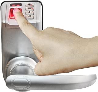 Adel LED Display Keyless Biometric Fingerprint Door Lock Trinity 788