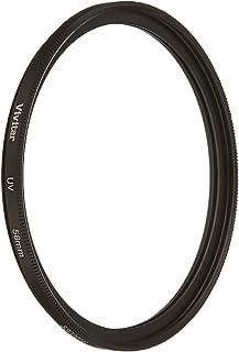 Vivitar UV58 58mm 1-Piece Camera Lens Filter