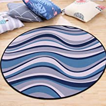 Crystal Velvet Rugs Home Bedroom Living Room Personality Carpet Non-Slip Wear-Resistant Warm Game Pad,3,60cm