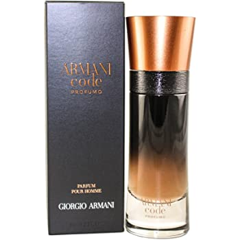 armani code porfumo