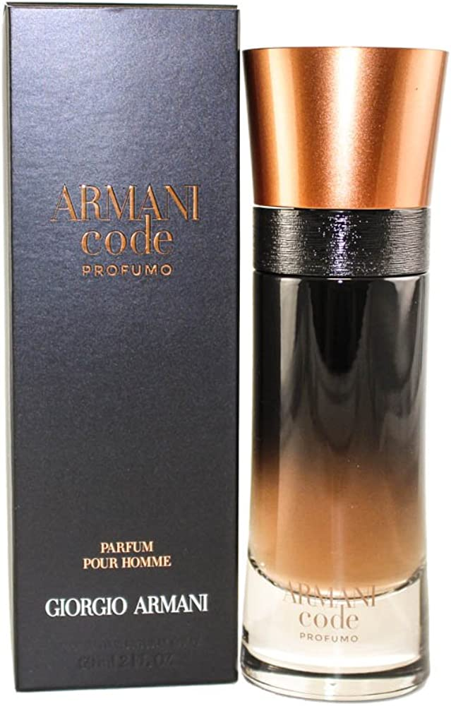Armani code profumo uomo, 60 ml GARCOPM0106002