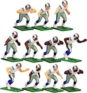 Dallas CowboysAway Jersey NFL Action Figure Set