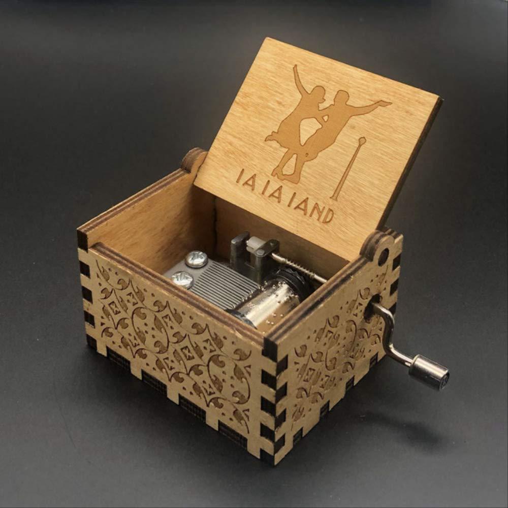 Caja Musica Niña Queen Music Box Castle In The Sky Juego De Tronos ...
