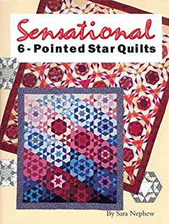 Sensational 6-Pointed Star Quilts
