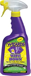 Wizards Quick Detail (22 oz, Wipe Down Matte Detailer)