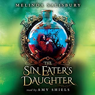 The Sin Eater's Daughter audiobook cover art