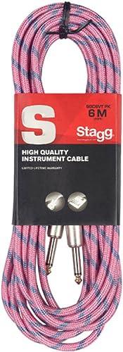 Stagg 18215 Câble d'instrument