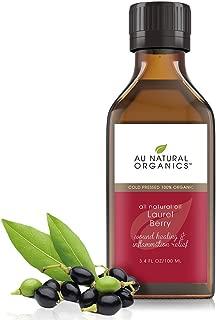 Au Natural Organics Laurel Berry Oil 3.4oz | 100ml